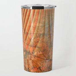 Shimmering Nature's Magic Travel Mug