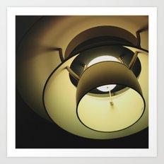 :: lighten up :: Art Print