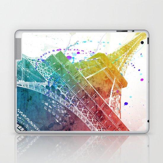 Paris je t´aime.. Laptop & iPad Skin