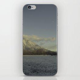 snow elk iPhone Skin