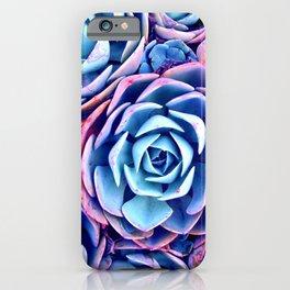 Bright Succulent Garden iPhone Case