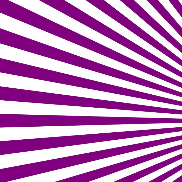 Starburst (Purple/White) Leggings