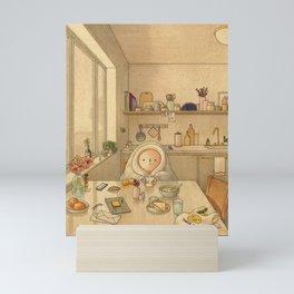 Afternoon Tea Mini Art Print
