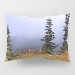 High Upon A Mountain Pillow Sham
