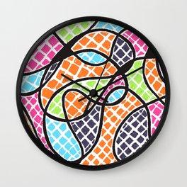 Gabriela's Tiles Wall Clock