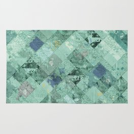 Abstract Geometric Background #31 Rug