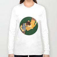 grantaire Long Sleeve T-shirts featuring Meadow by deadpokerface