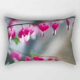 Bleeding Hearts I Rectangular Pillow