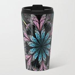 Flower III Travel Mug