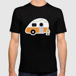 Wanderlust Wheels T-shirt