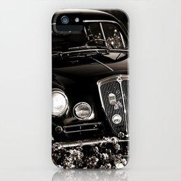 Lancia Aurelia GT iPhone Case