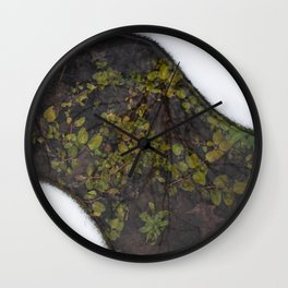 Stream's Edge #2 Wall Clock