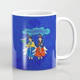 Minhwa: Taoist Fairy Sisters B-2 Type Coffee Mug