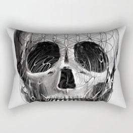 Sacred Skull Rectangular Pillow