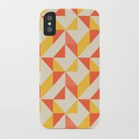 geo iPhone & iPod Cases featuring Geo by Aneela Rashid