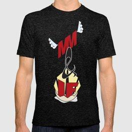 MMUF logo T-shirt