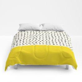 Sunshine x Dots Comforters