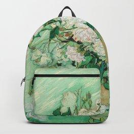 Roses by Van Gogh Backpack
