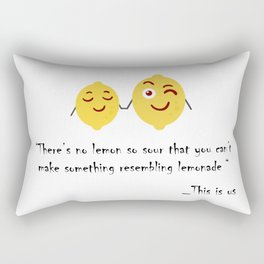 This is us Rectangular Pillow