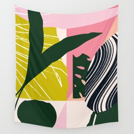 Tropical West Wall Tapestry