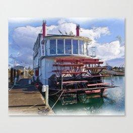 Newport Belle Canvas Print
