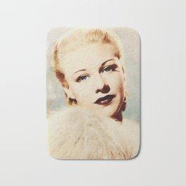 Ginger Rogers Bath Mat