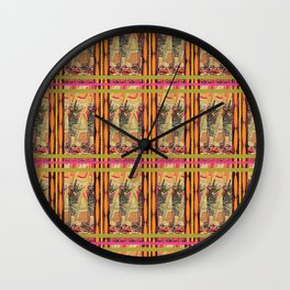 Buena Vida/ Fiesta Wall Clock