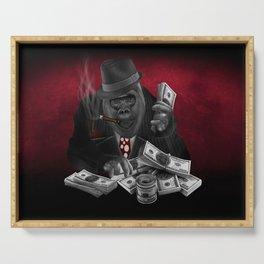 Mafia Of The Ape Serving Tray