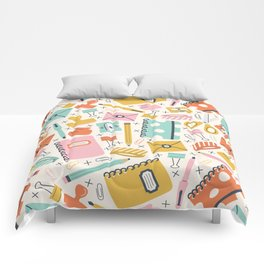 Stationery Love Comforters