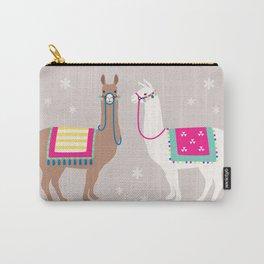Drama Llama Carry-All Pouch