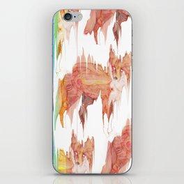 Remix Red Fox iPhone Skin