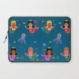Mermaid Sisters Laptop Sleeve