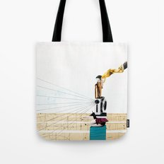 pitying muse Tote Bag