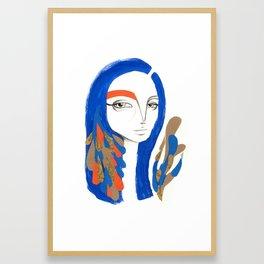 Sou Céu Framed Art Print