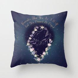 ACOWAR Wolf Throw Pillow