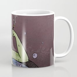 Witch Bath Coffee Mug