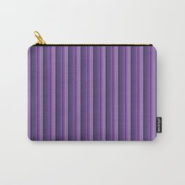 unicorn mind stripes Carry-All Pouch