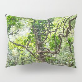 Jungle Vines Pillow Sham