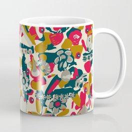 Mexican Spring - árbol de la vida de Metepec 5 Coffee Mug