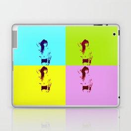 Synth-Pop Art Laptop & iPad Skin