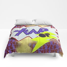Year of Yes Comforters