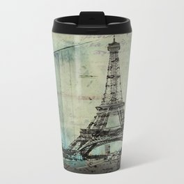 With Love From Paris Travel Mug