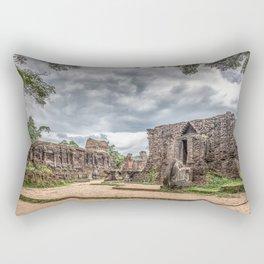My Son Ruins Rectangular Pillow