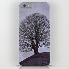 Tree in purple iPhone 6 Plus Slim Case