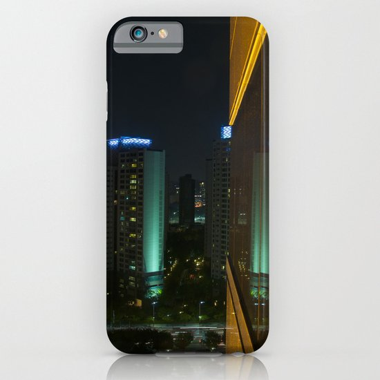 Seoul Reflection iPhone & iPod Case