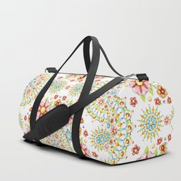 Flower Crown Bijoux Duffle Bag