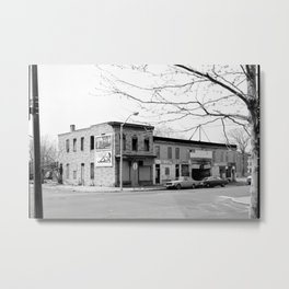 1401 Laurens Street, Baltimore Metal Print