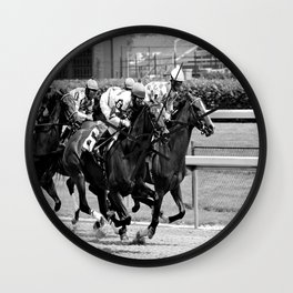 b&w classy design #collection I  Wall Clock