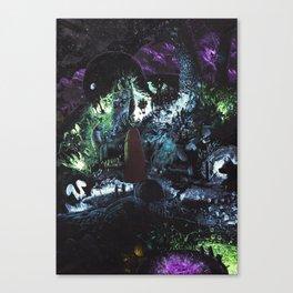 BabyLondonCry Canvas Print