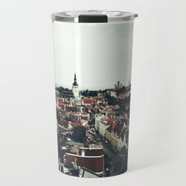 City of Tallinn Travel Mug